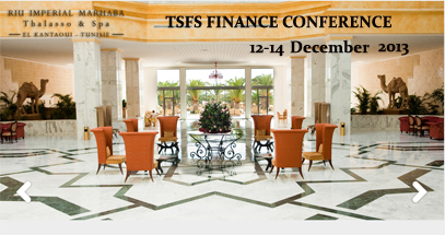 tsfs finance conference